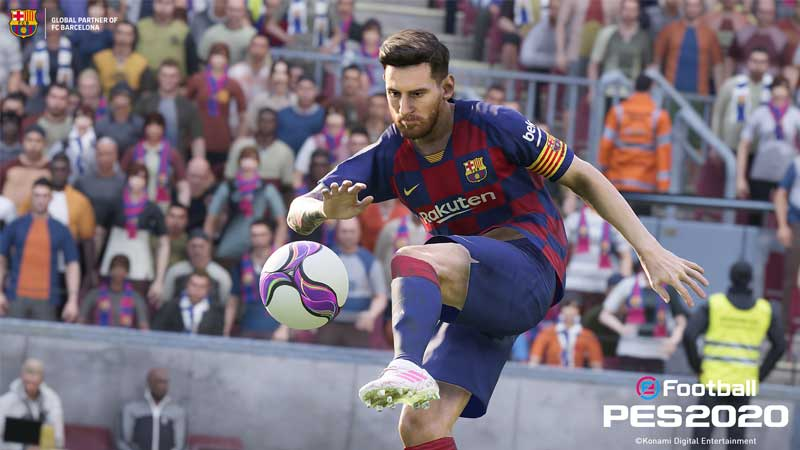 pes euro official update