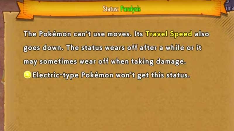 Pokemon Rescue Team DX Pokemon Tips