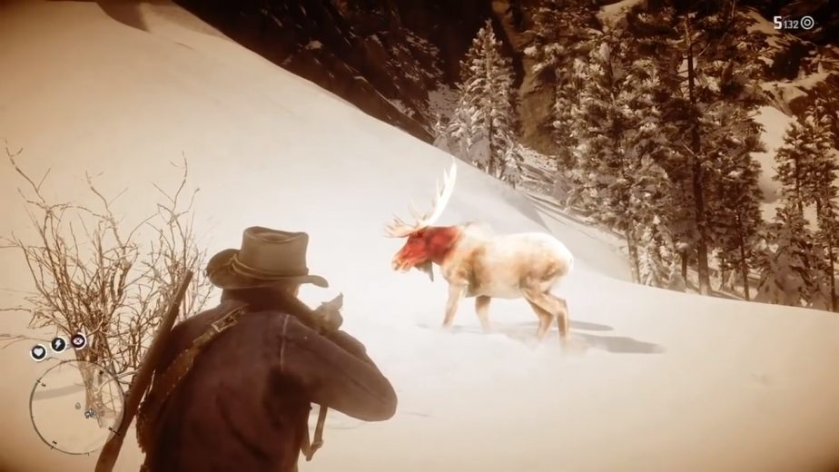 Moose RDR 2 Location Guide