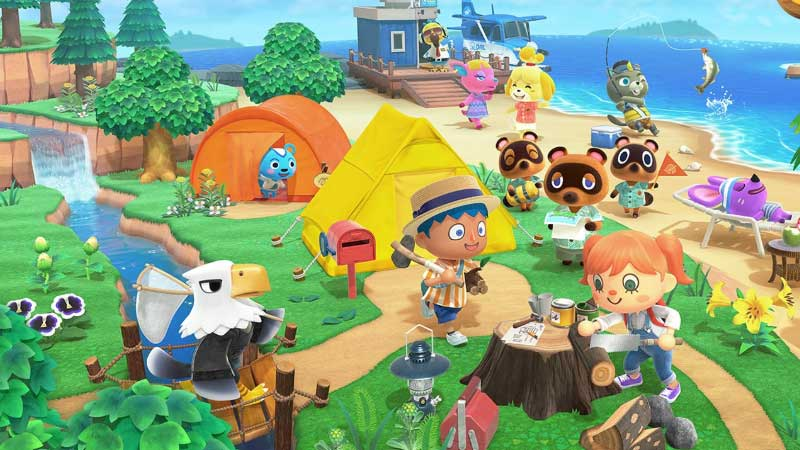 Change Island Names In Animal Crossing Guide