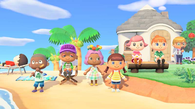 Shoes and Socks In Animal Crossing