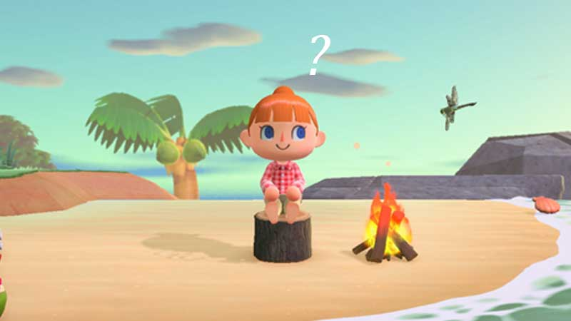 Time Travel in Animal Crossing