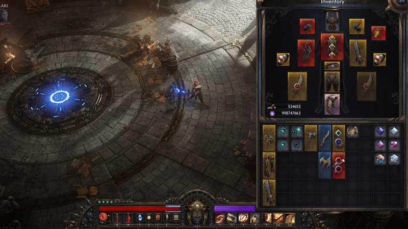 Duplicate Skills In Wolcen Lords of Mayhem
