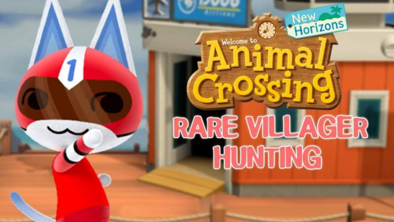 Animal Crossing New Horizons Rare Villagers Islands Location Guide