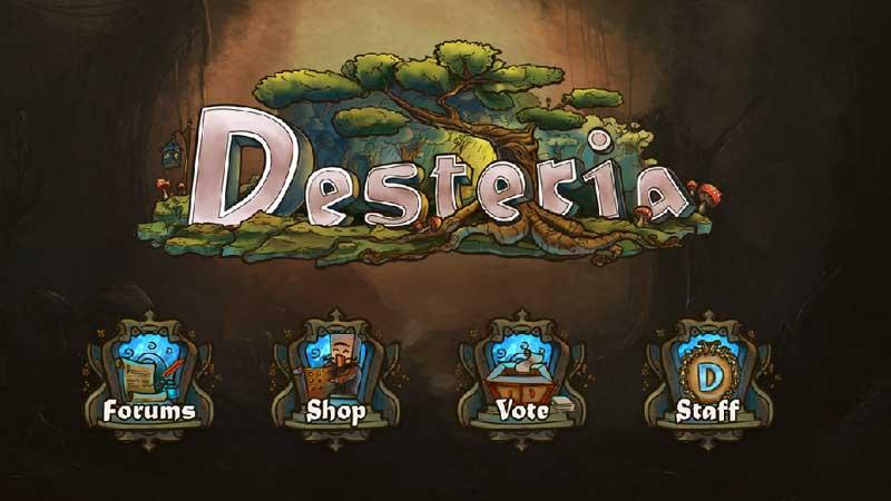 Desteria Minecraft Server