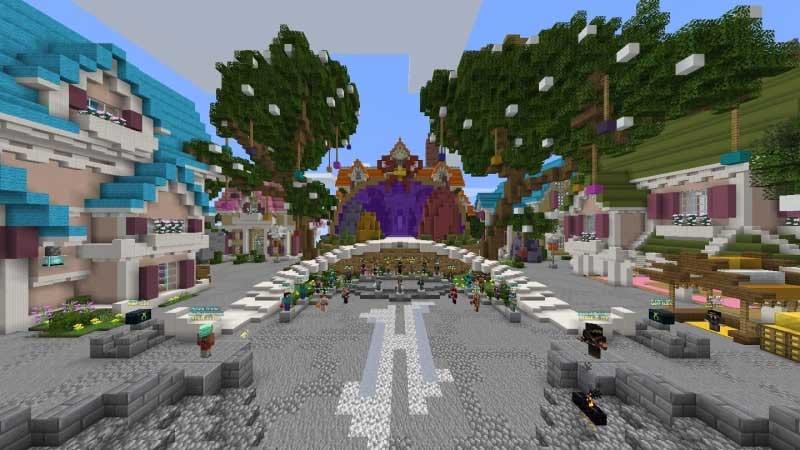 HYPIXEL Minecraft server