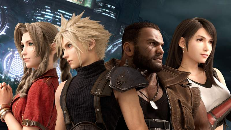 How To Change Characters In Final Fantasy 7 Remake