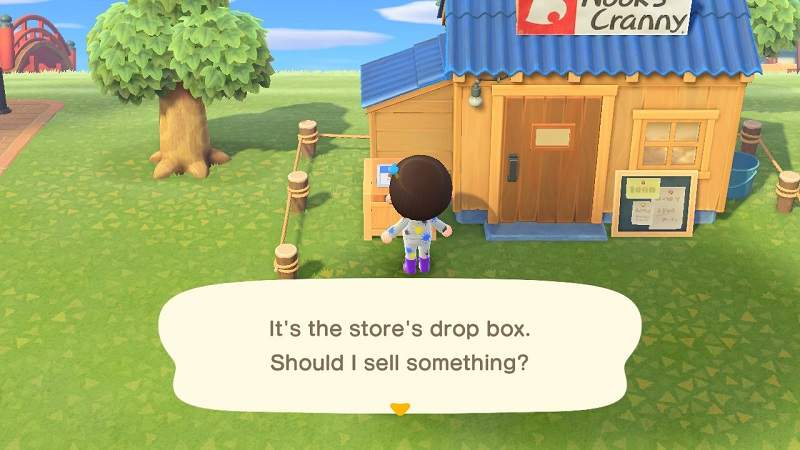 How To Use Dropbox To Sell Items In Animal Crossing New Horizons
