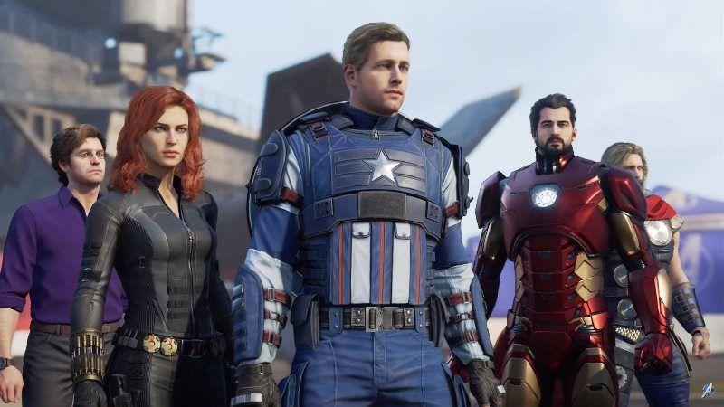 Marvel's Avengers News