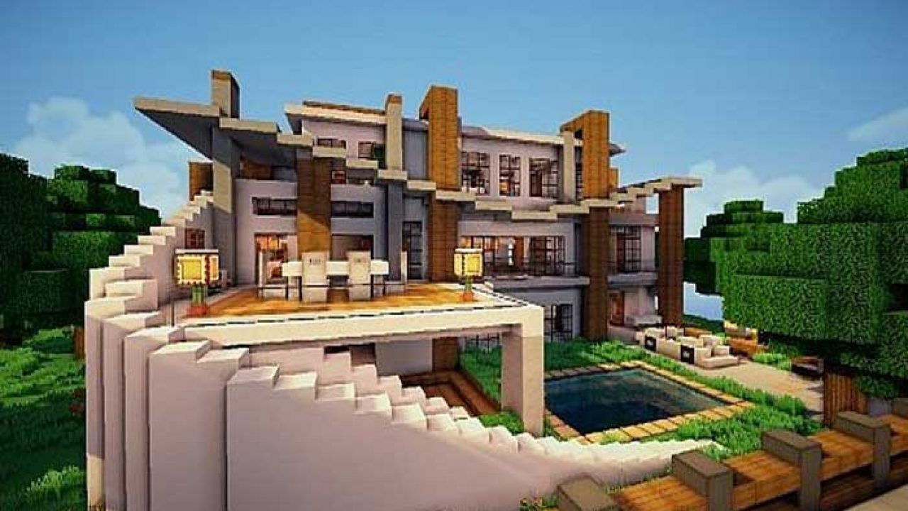 Minecraft House Ideas: Some cool Minecraft House ideas for your
