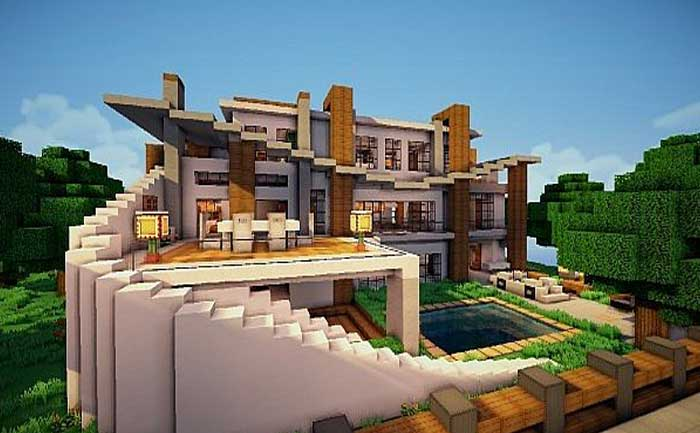 minecraft house ideas survival small
