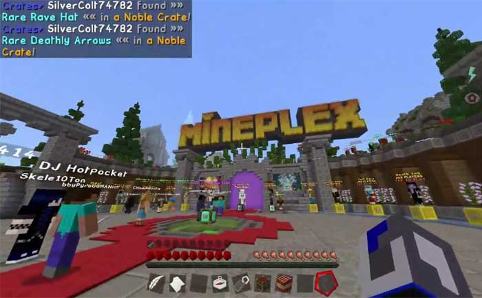 Best Minecraft Servers List Of Top 5 Minecraft Servers