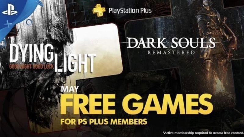 PlayStation Plus May 2020 Games