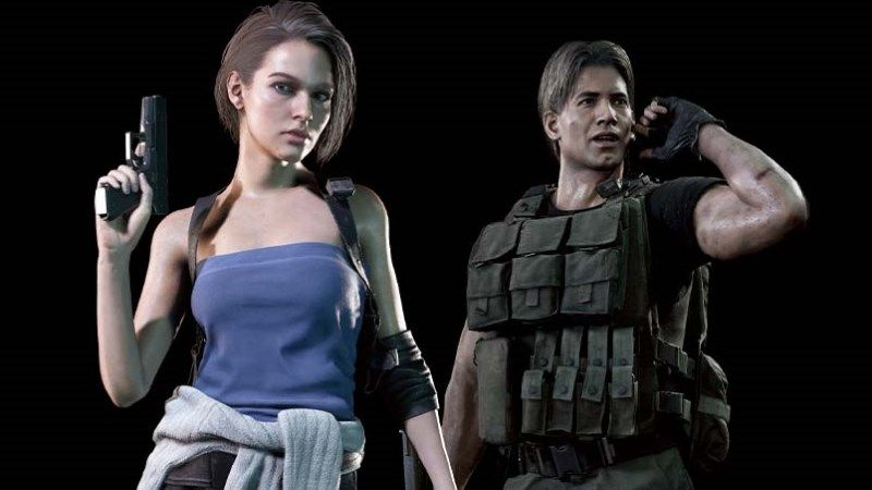 Resident Evil 3 Remake Classic Costumes