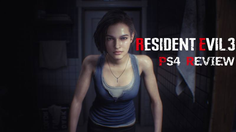 Resident Evil 3 remake PS4 Review
