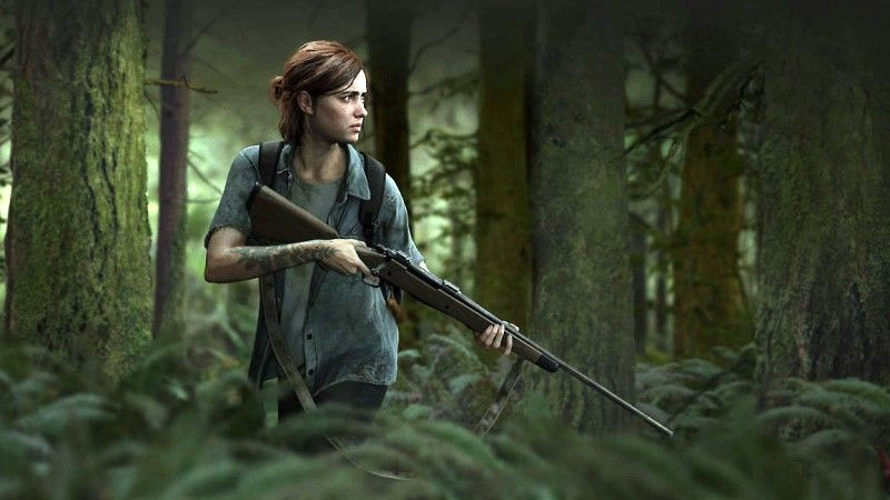 The Last of Us 2 File Size