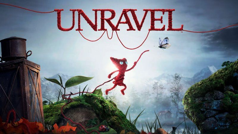 Unravel 1 Nintendo Switch