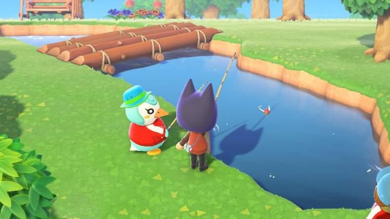animal crossing fishing tourney