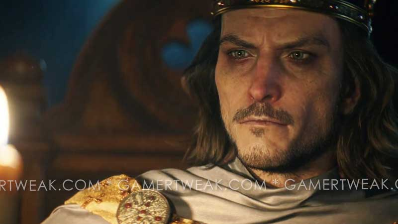 Assassin Creed Valhall England King