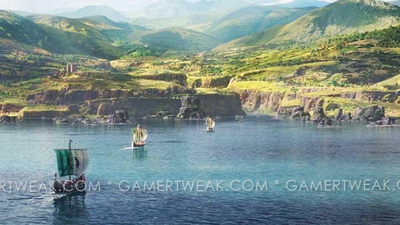 Assassin Creed Valhalla England