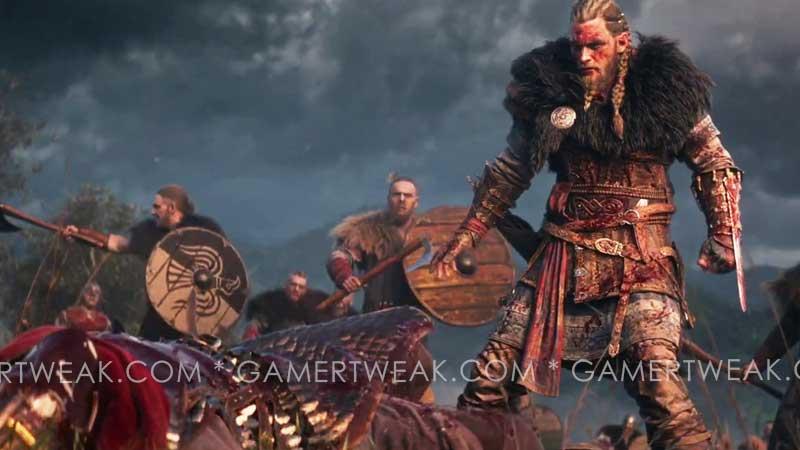 Assassin Creed Valhalla Combat