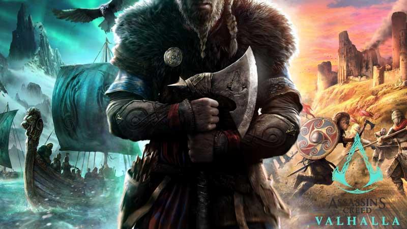Assassins Creed Valhalla Launch