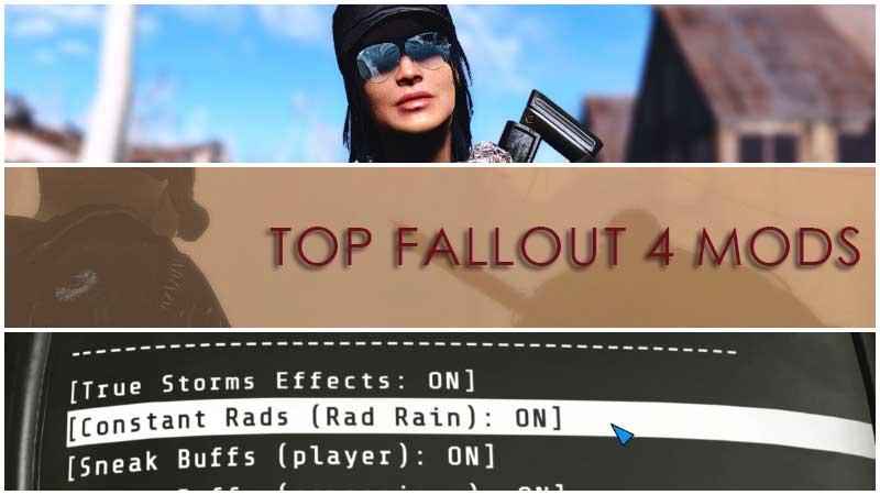 Best Fallout 4 Mods 2020