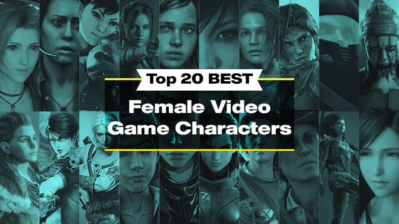 Best Female Characters 2020