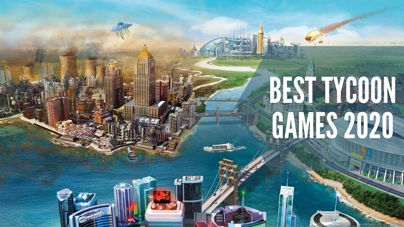 best tycoon games August 2020