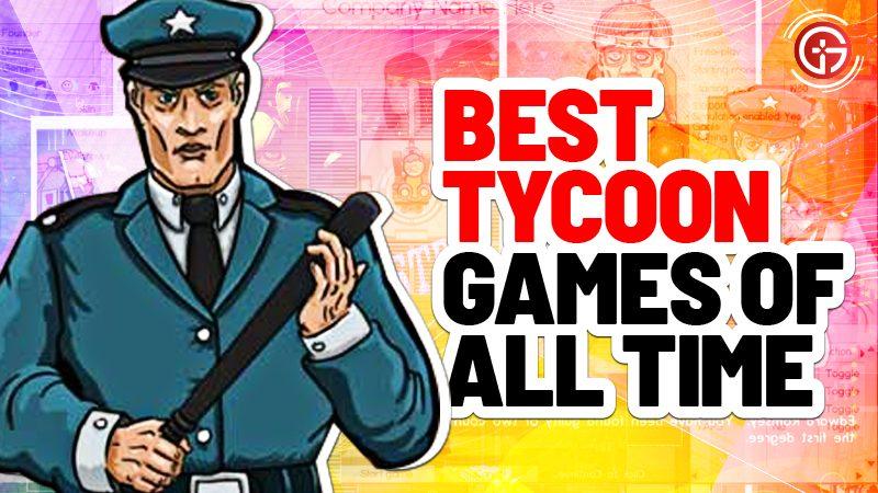 best tycoon games list