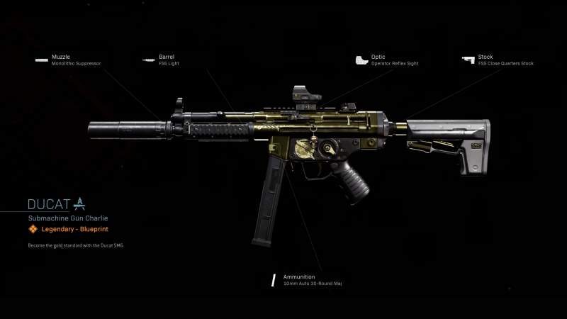 call of duty warzone best smg