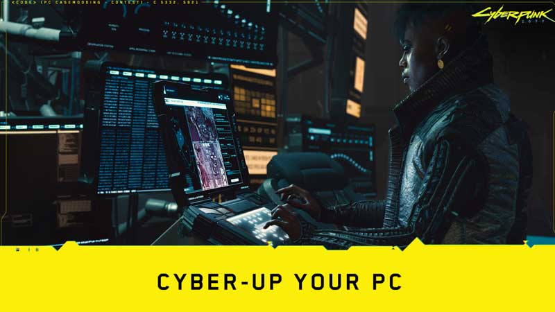 Cyber-up Your PC