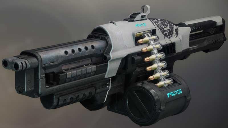 Delirium - destiny 2 weapons
