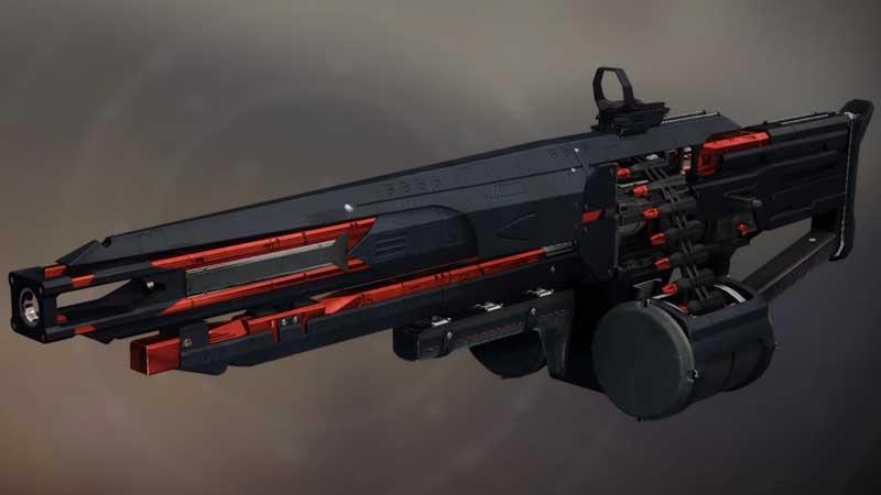 Destiny 2 Hammerhead