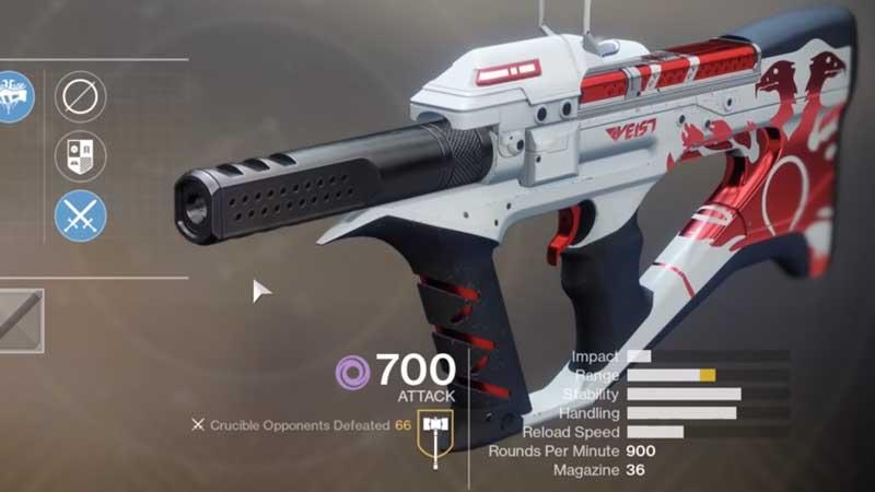 Destiny 2 Unlock Reculse