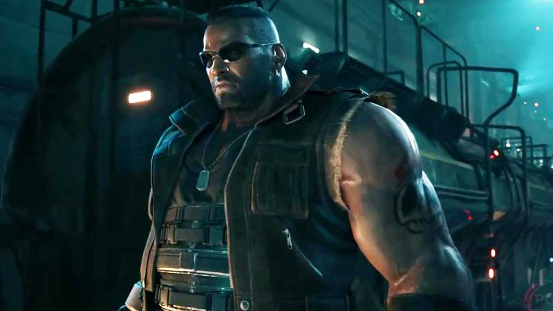 FF7 Remake Best Barret Weapons