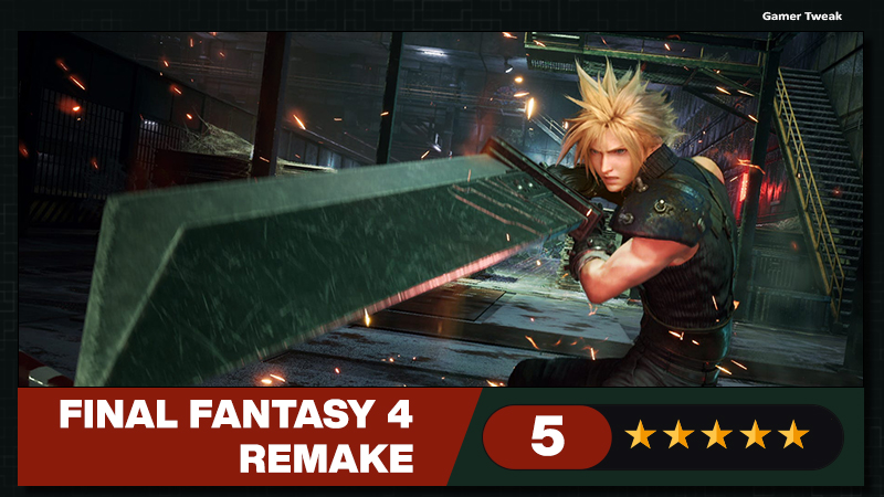 FF7 Remake Review