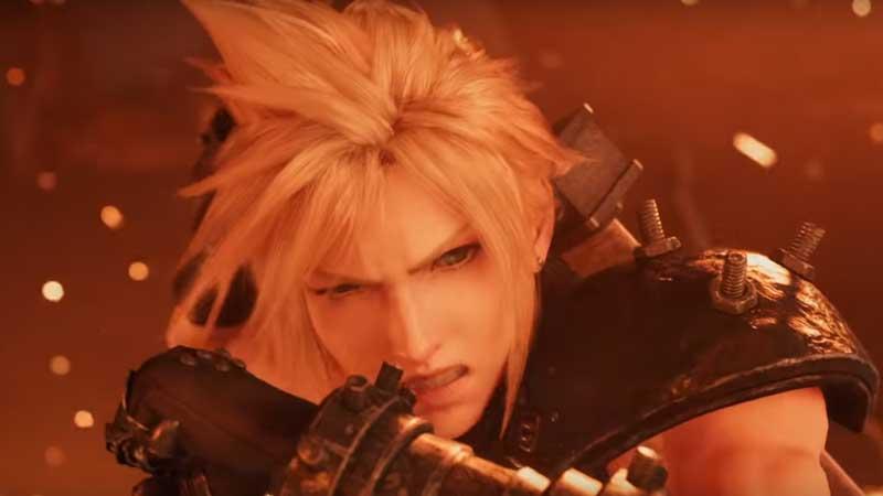 Final Fantasy 7 Remake Character Stats