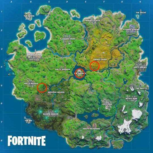 fortnite hayman map