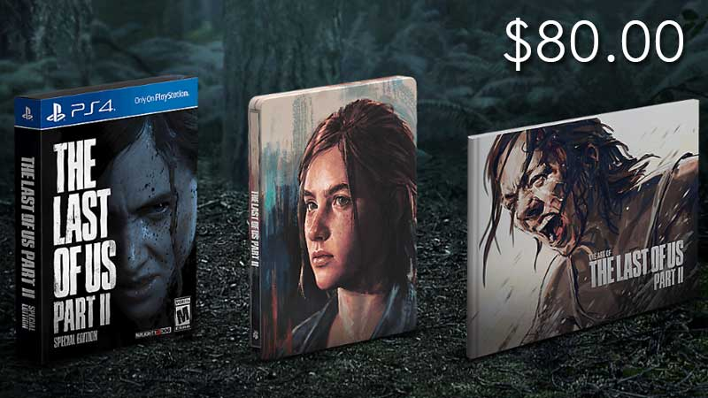 Last of Us Part 2 Special Edition