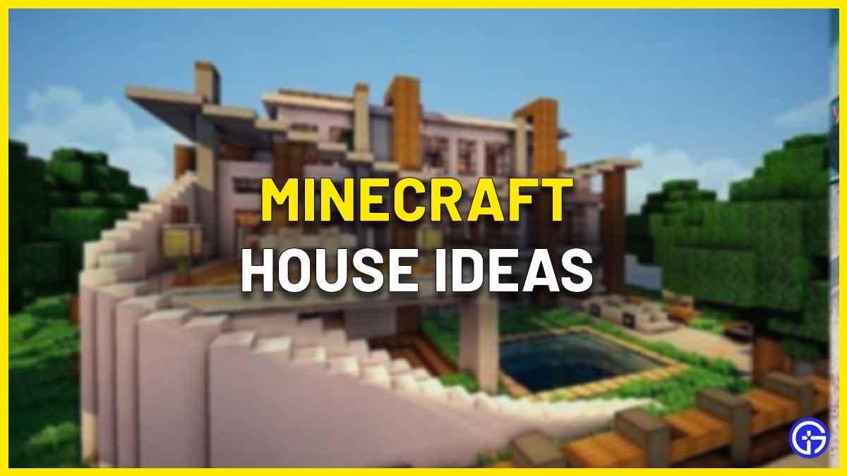 best top minecraft house ideas
