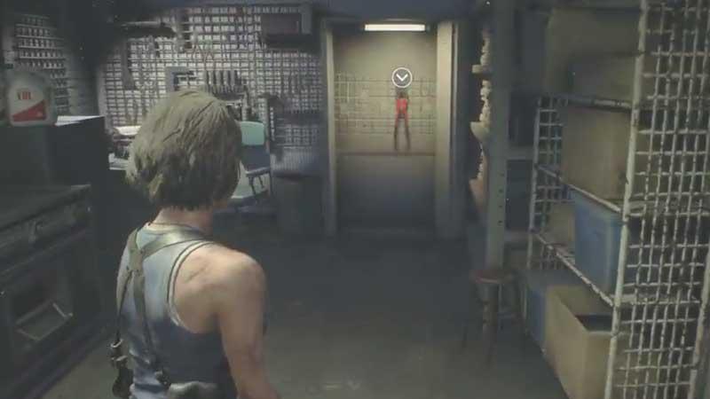 Resident Evil 3 Remake Unlock Bolt Cutter