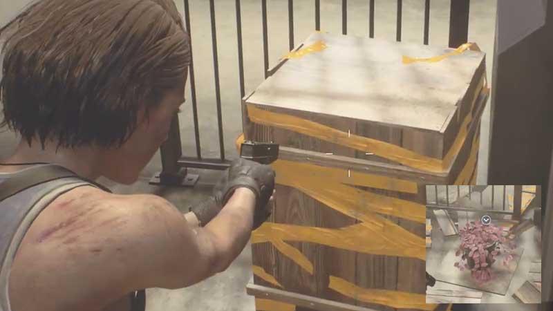 Resident Evil 3 Remake Crates