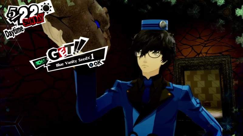 will seeds of vanity persona 5 royal