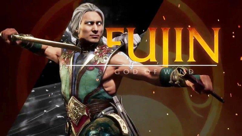 Mortal Kombat 11: Aftermath Fujin