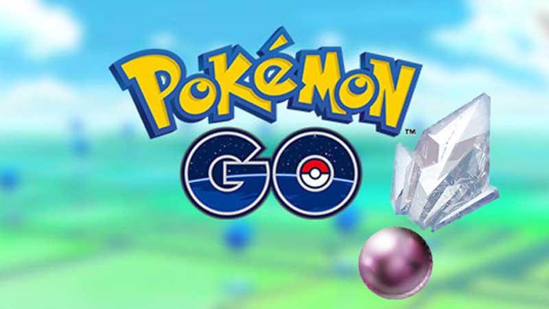 Find Sinnoh Stones in Pokémon Go