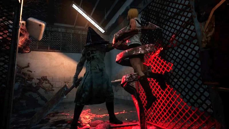 Silent Hill Pyramid Head DLC Dead by Daylight