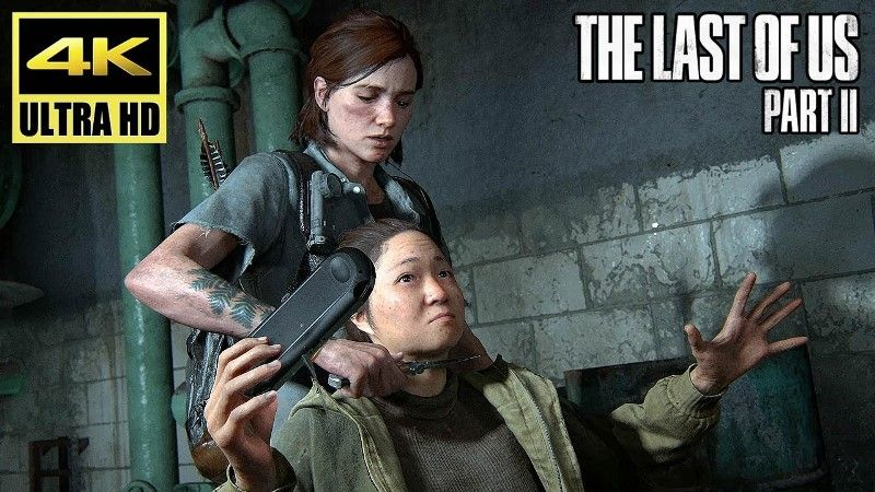 The Last of Us 2: 24-Minutes Gameplay
