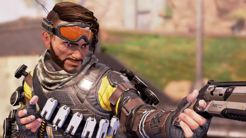 Apex Legends Season 5 Mirage