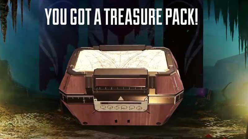 Apex Legends Season 5 Treasure Pack